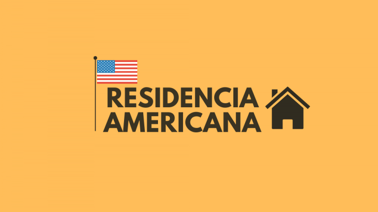 Residencia americana