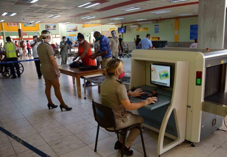 reapertura de vuelos a cuba