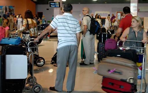 equipaje permitido en cuba