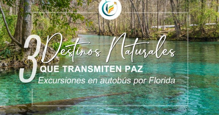 destinos naturales en Florida